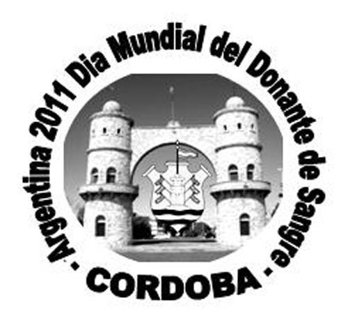 """Región CENTRO. Envió: Dra. Patricia Ferrero/Gobierno de  Córdoba.  Lema: """"DA VIDA DESDE LA VIDA""""."""
