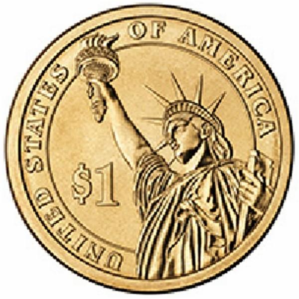 Dorso Moneda George Washington, Víctima de Sangrías terapéuticas.