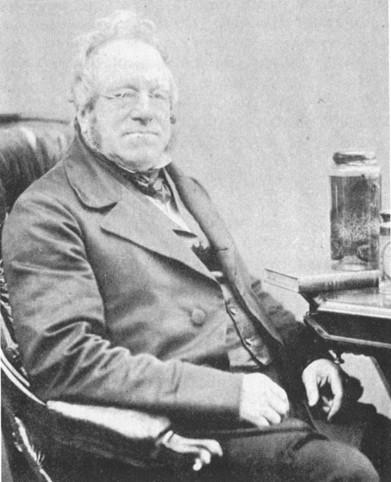 Dr. John Edward Gray (1800-1875), primer filatelísta del mundo.