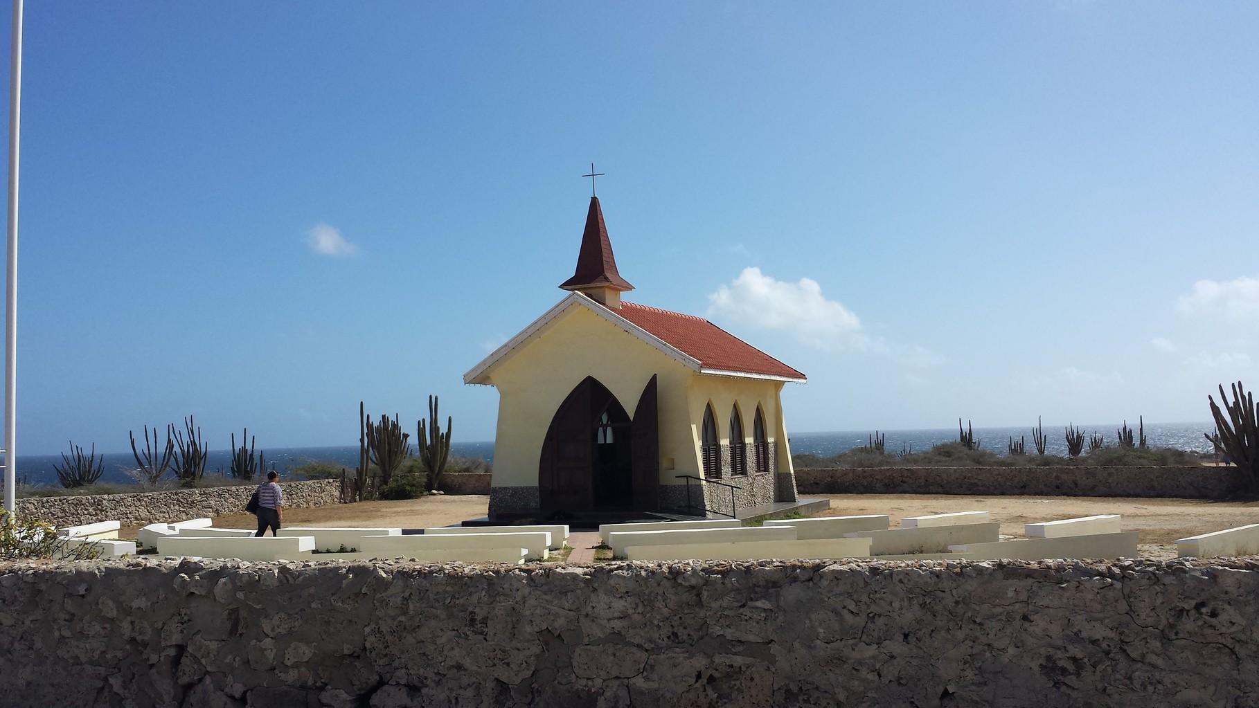 Kapelle von Alto Vista