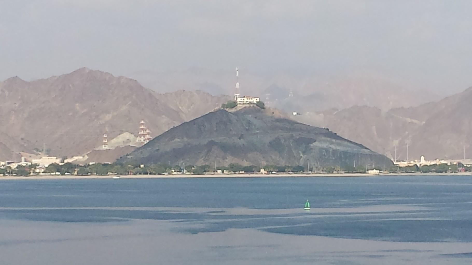 Sommerhaus des Emir von Sharjah