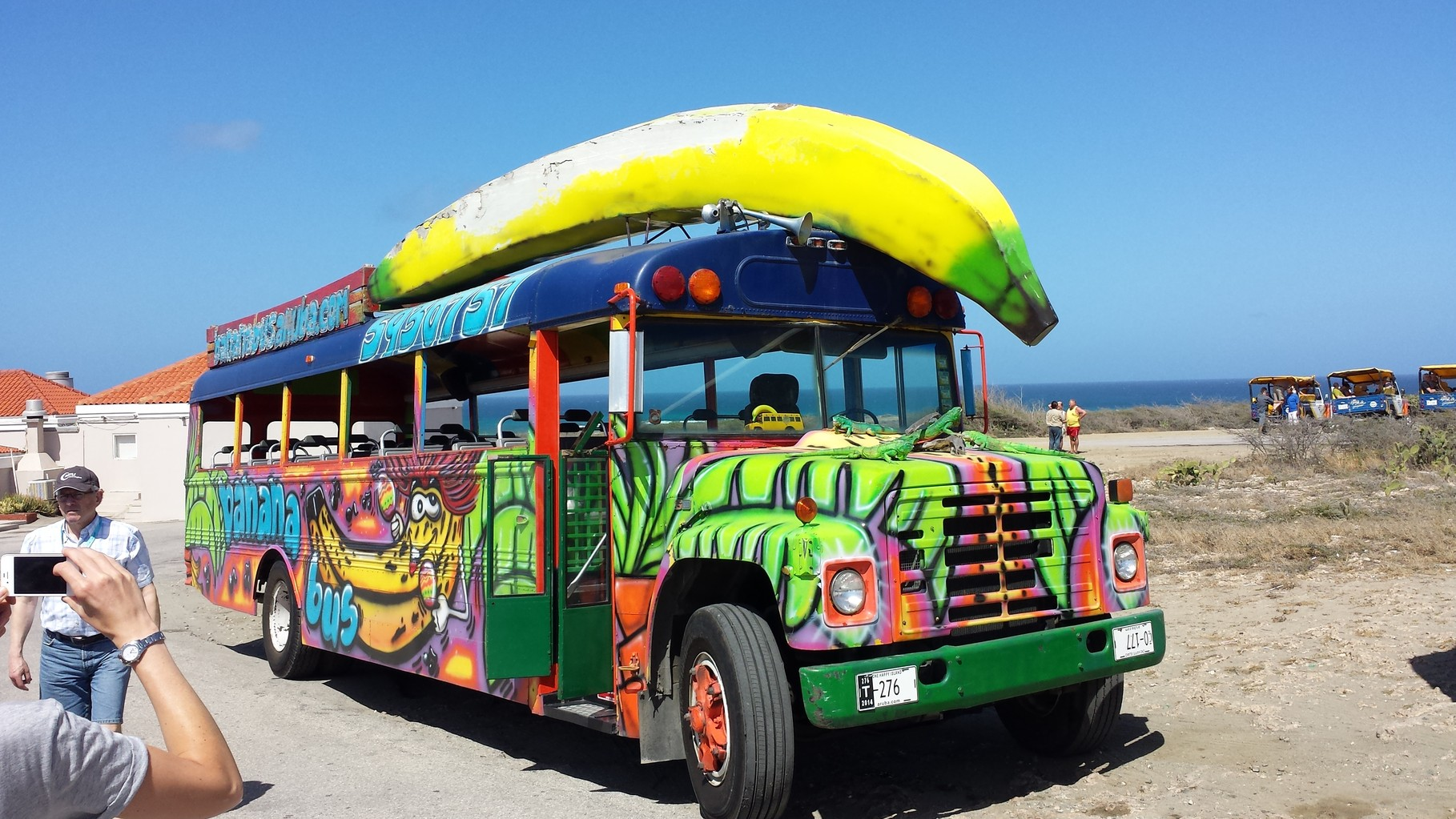 Banana Bus