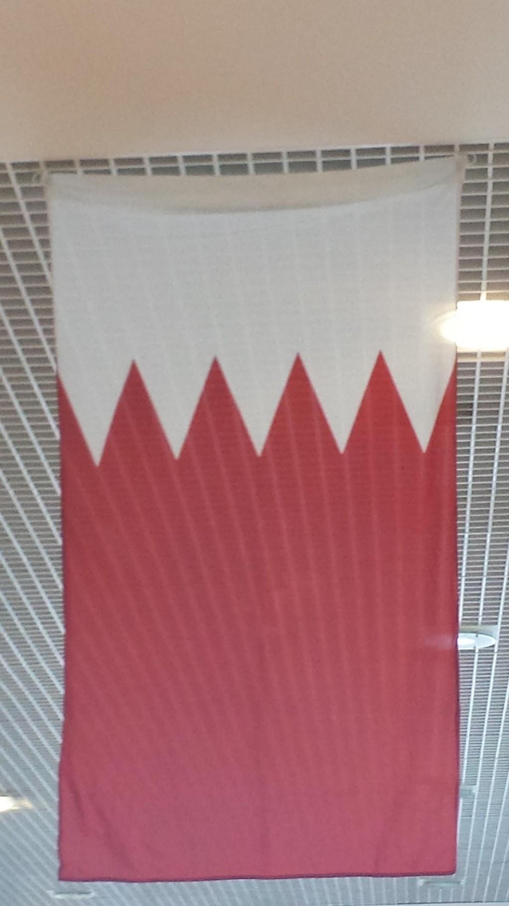 Flagge Königreich Bahrain