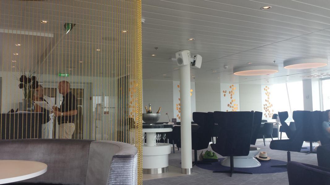 Innenbereich X-Lounge