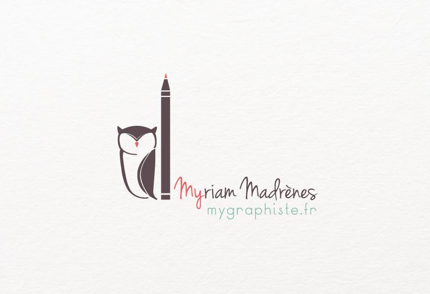 le logo de mygraphiste.fr
