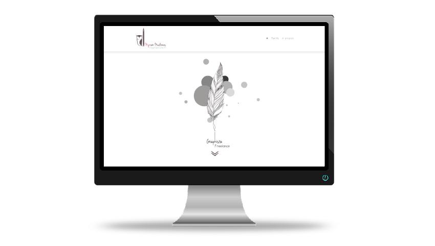 le site internet de mygraphiste.fr