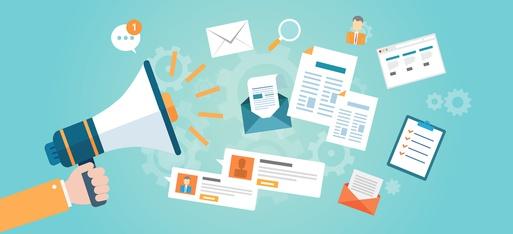 Unmengen von Texten fallen täglich in vielen Unternehmen an.