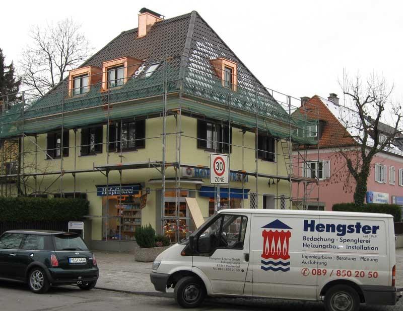 Energetische Steildach-Sanierung