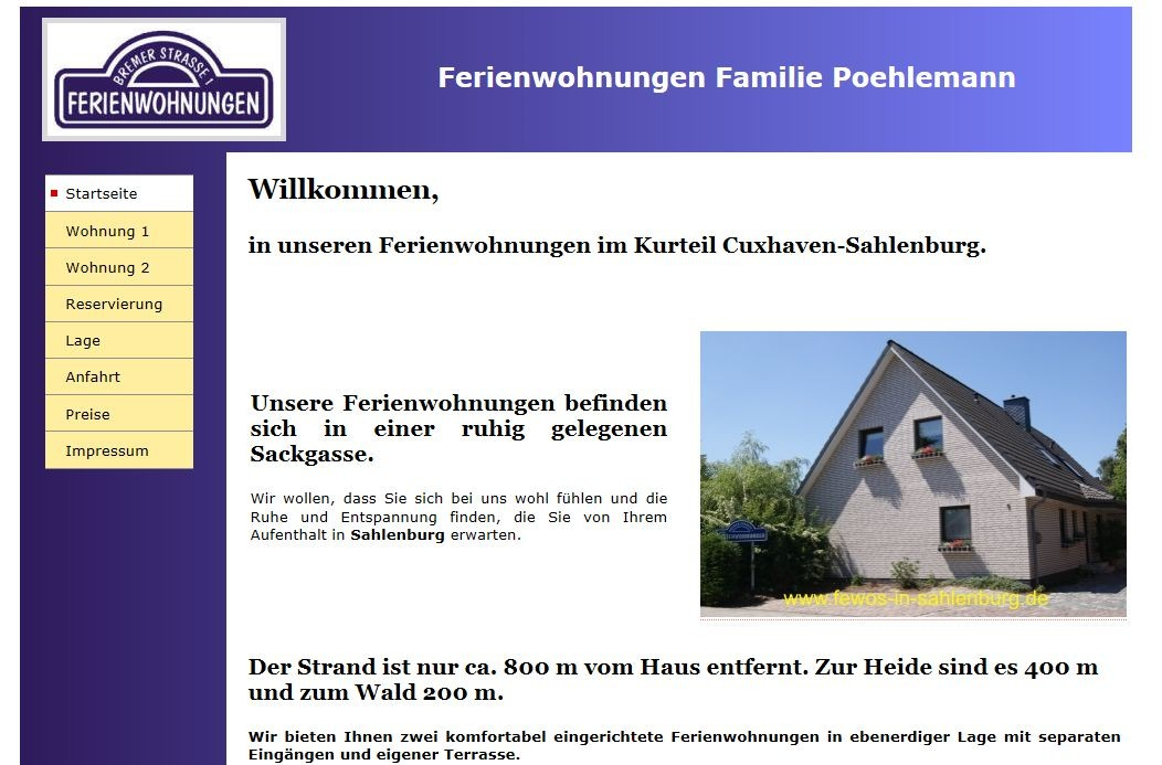 www.fewos-in-sahlenburg.de