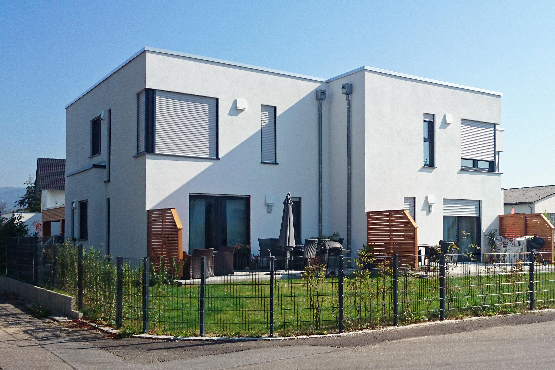 Natternberg Deggendorf Flachdach Moderne Architektur