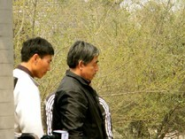 GM CXX ist auch Onkel und Meister von Chen Bing
