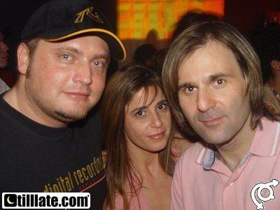 DJ Madness & Jamie Lewis