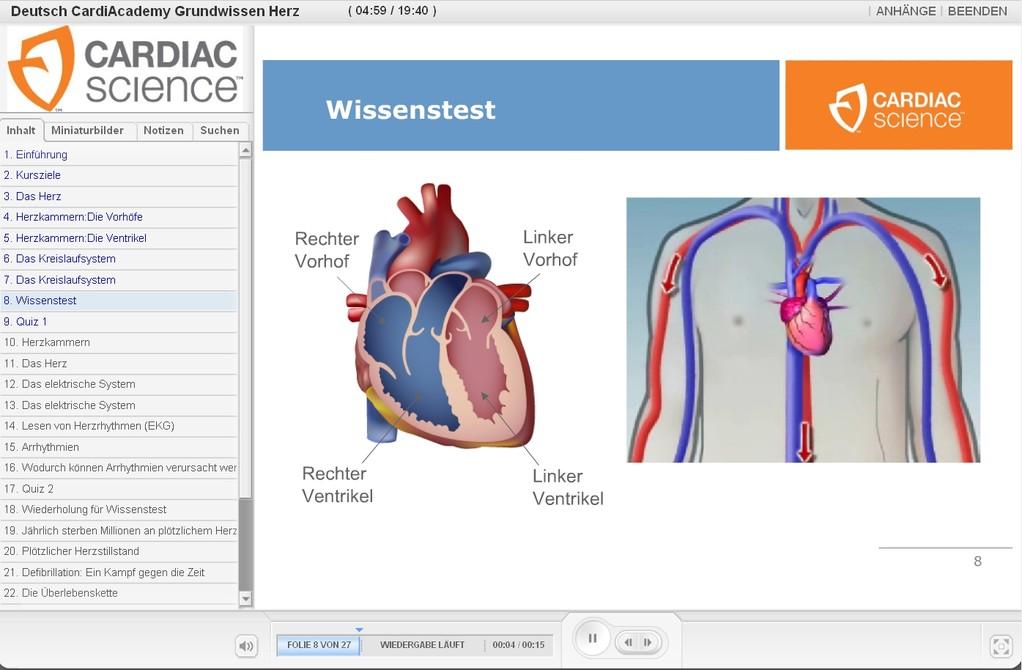 Atemberaubend Anatomie Von Herz Kreislauf System Zeitgenössisch ...