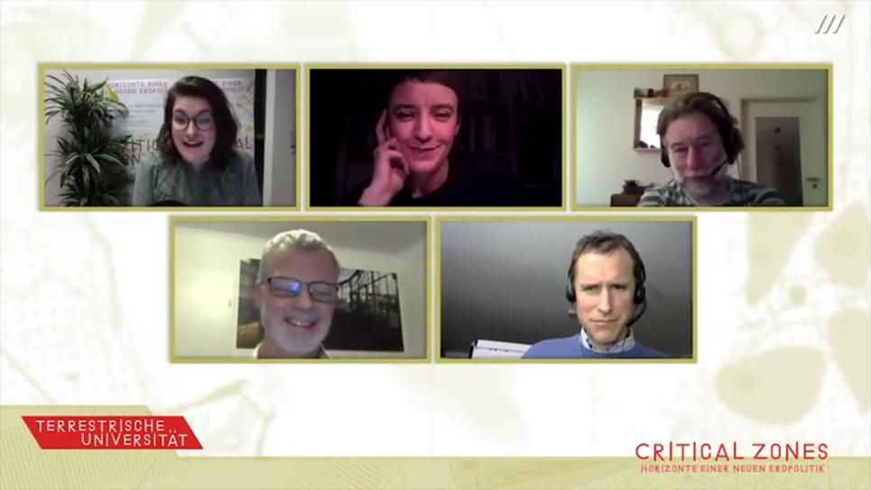 Video-Beitrag - Wie sieht die Zukunft der Energieversorgung aus?