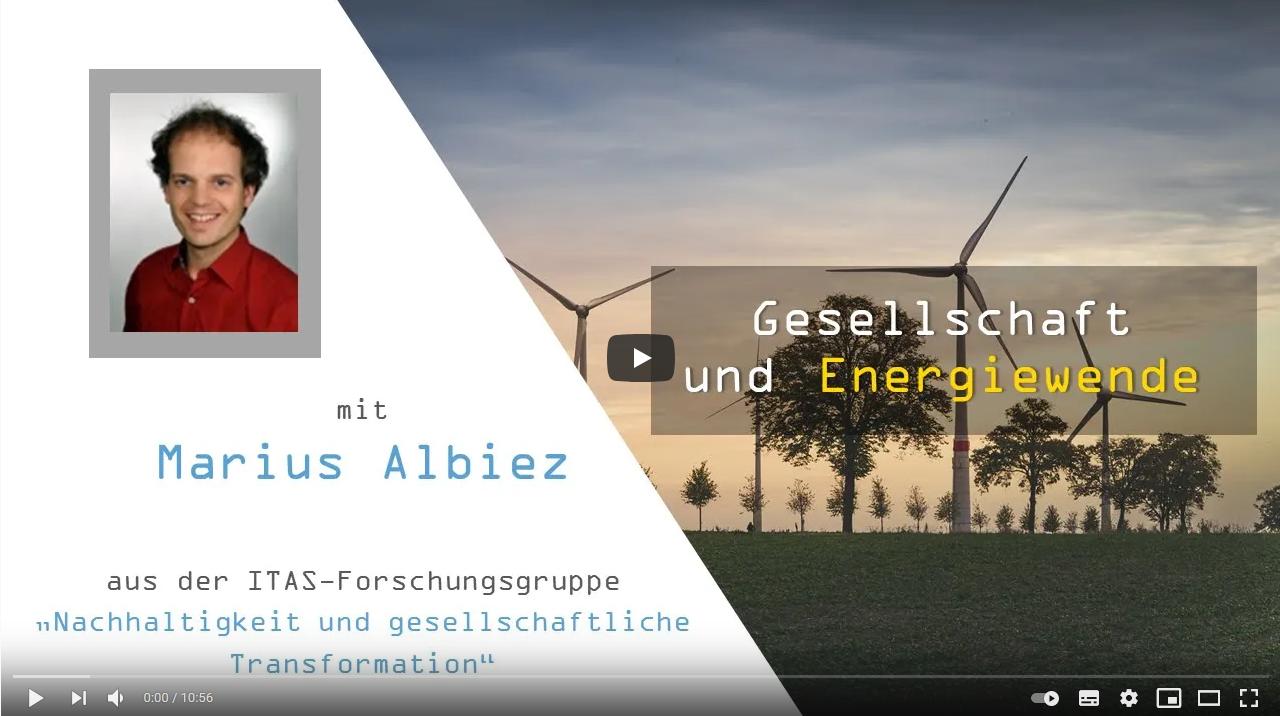 Gesellschaft und #Energiewende