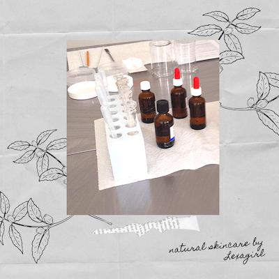Naturkosmetik gegen Pickel von Lexagirl Naturkosmetik