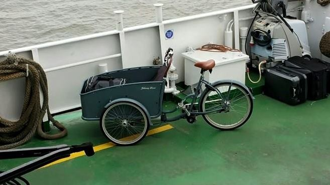 Johnny Loco Cargo Cruiser