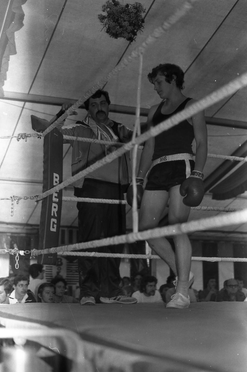Mario Caruso mit Trainer G.Caruso