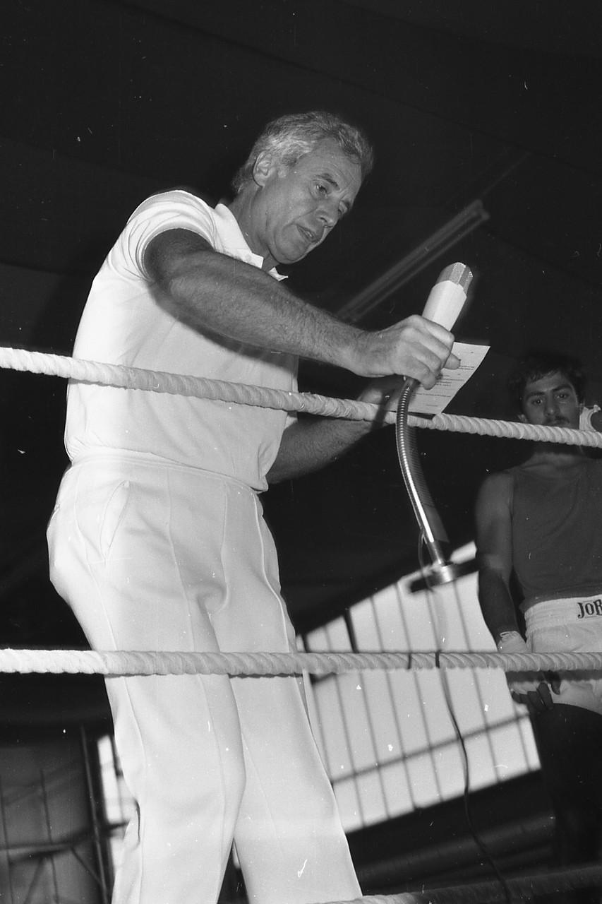 Ringrichter Walter Willnow