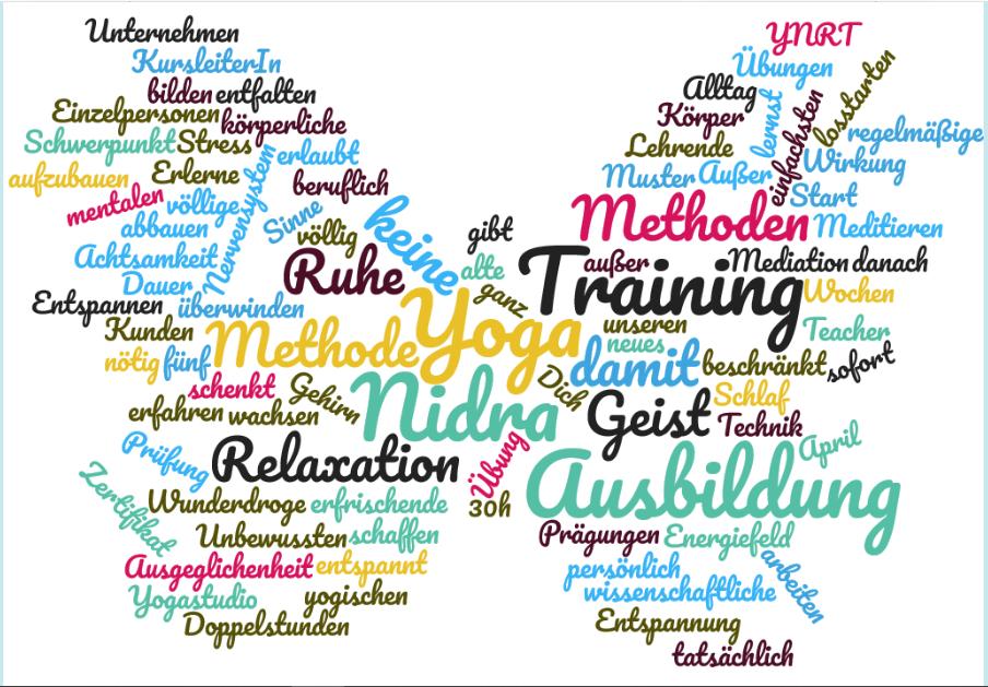 Ausbildung Yoga Nidra & Relaxation Training (30h)