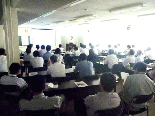 第16回社内技術発表会の様子