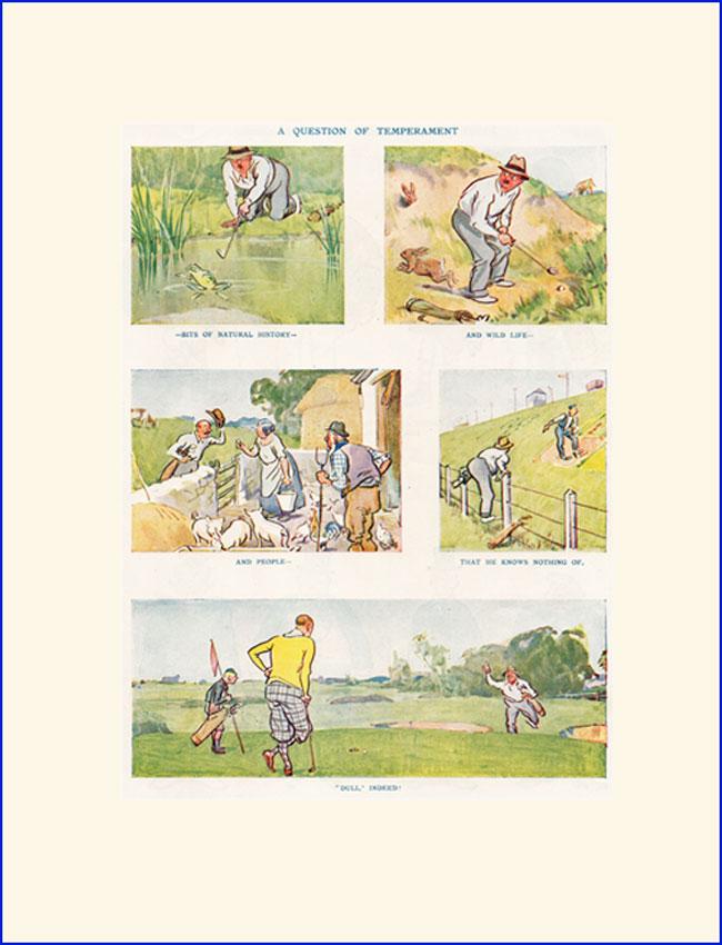 Golfing 1926