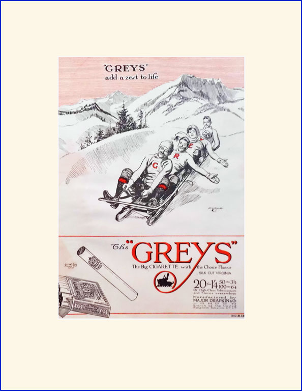 Greys Cigarettes
