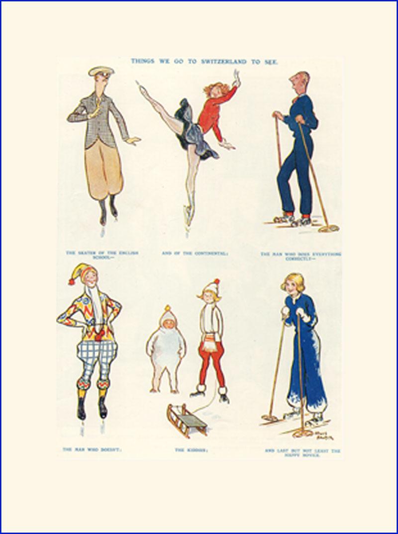 Winter sports (1931)