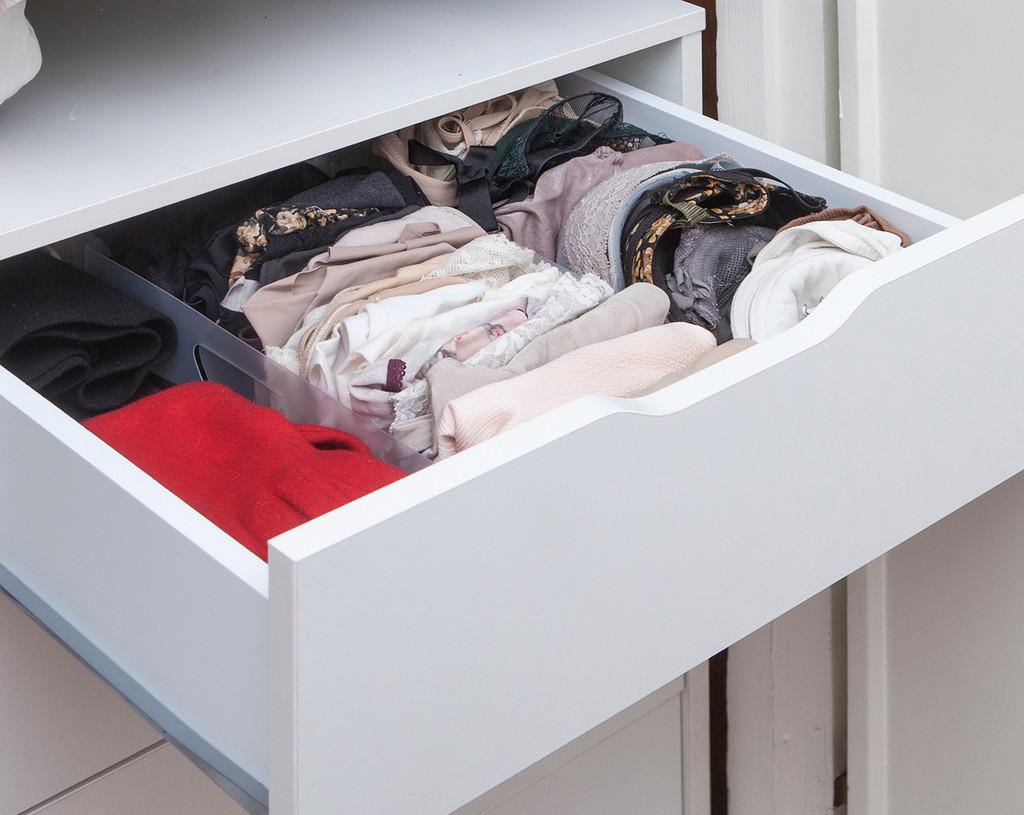 Organiza la ropa interior organ zate de la a a la z - Organizar ropa interior ...