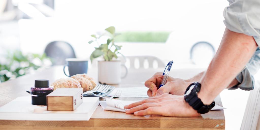 Escribe tu lista de tareas - AorganiZarte