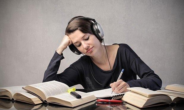 Pon música clásica y te ayudará a estudiar - AorganiZarte
