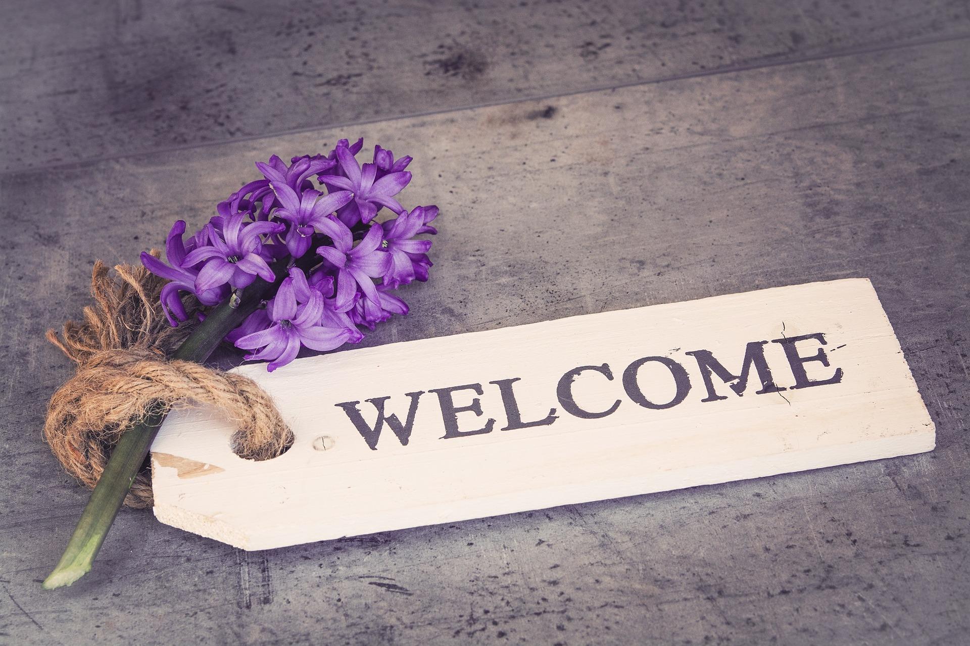 recibir invitados en casa - AorganiZarte.com