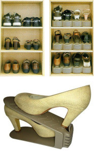 Organizador de zapatos de Howards Storage World - www.AorganiZarte.com