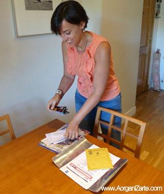 Recoge el correo y gestiónalo de inmediato - AorganiZarte