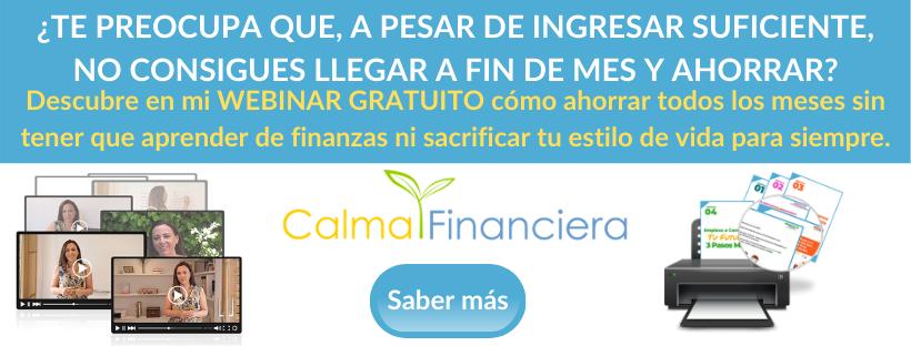 Tres videos gratis para poner en orden tus finanzas personales – Calma Financiera