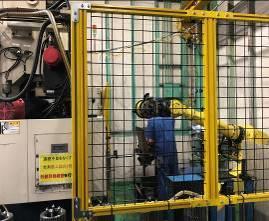 リング歯車用ハンドリングロボット
