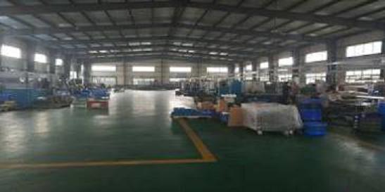 出資している中国工場