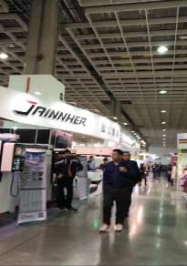 2017年3月に台湾展示会の視察