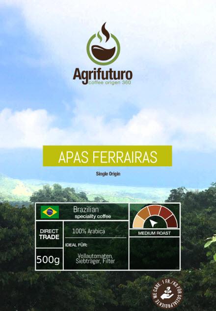 Bester Kaffee aus Brasilien