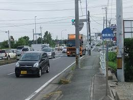 国道23号バイパス 伊勢 香良洲口