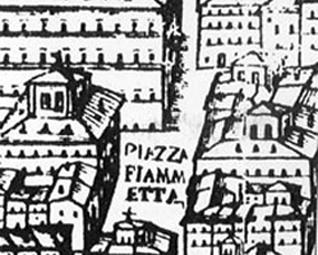 Piazza Fiammetta