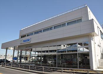 湘南マツダ大磯本店・本社