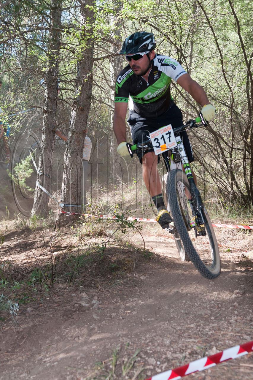 Open MTB Castilla-La Mancha 2014, Cuenca, Agosto 2014