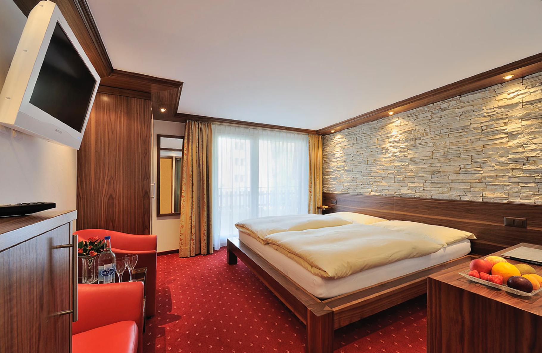 Hotel Continental Teppiche Hotelzimmer