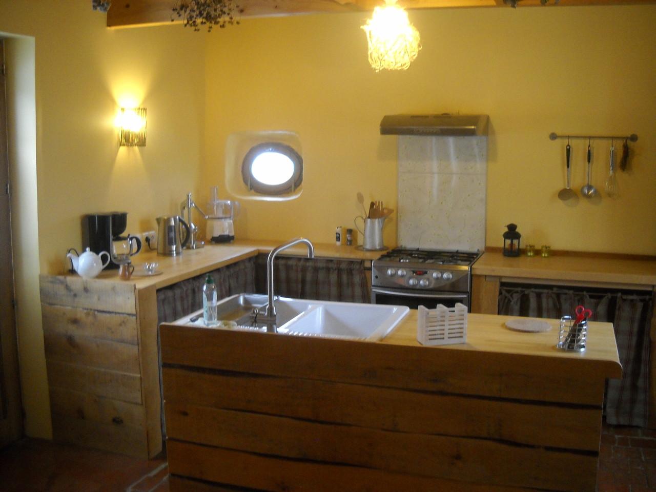 cuisine écogîte Dolignon