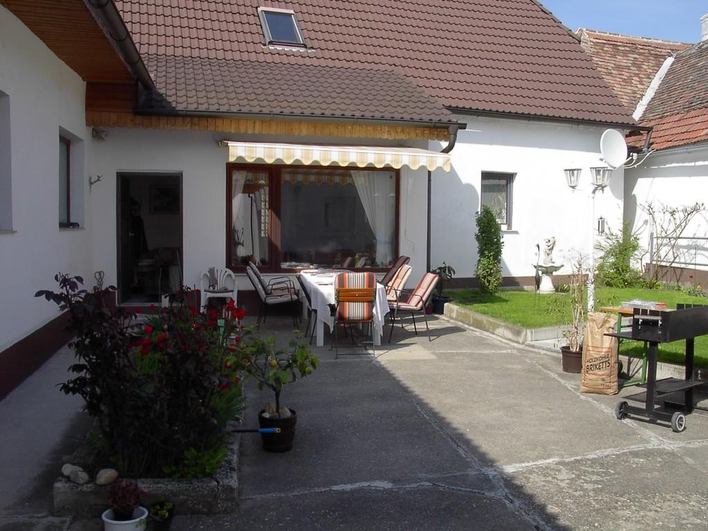 Innenhof Haupthaus