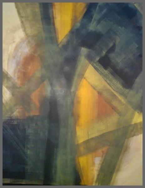 Acryl 100x80cm