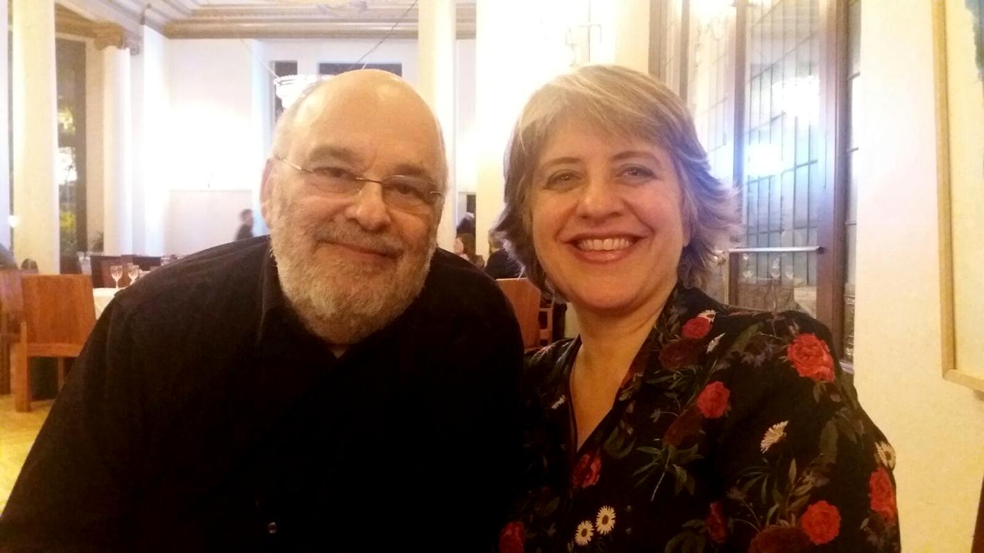 Jaques Morelenbaum y Ana Vassalo