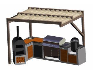 Die Outdoor Kuche Kosten Bauweise Rezepte Outdoorkuche Und