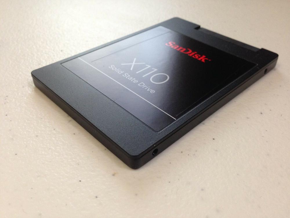 SSD sudo purge